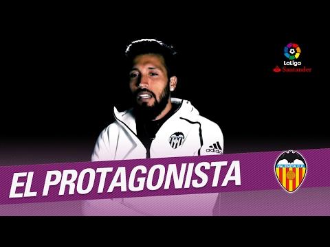 El Protagonista: Ezequiel Garay, jugador del Valencia CF