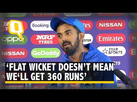 ICC WC 2019: KL Rahul on India's 125-Run Win Over West Indies | The Quint