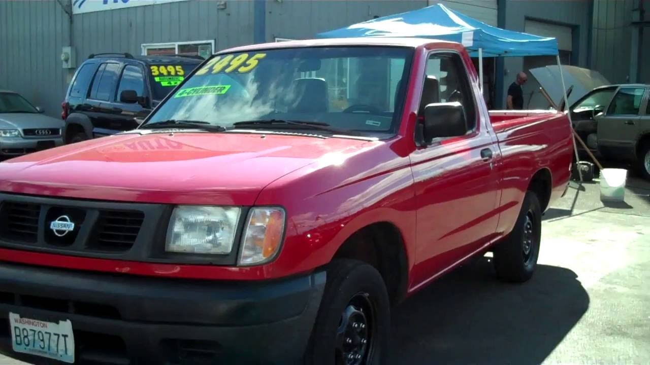 Frontier Auto Sales >> 1998 NISSAN FRONTIER SHORT BED SOLD!! - YouTube
