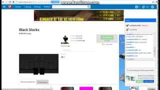 ROBLOX: how to copy shirts and pants with NBC,BC,TBC And OBC
