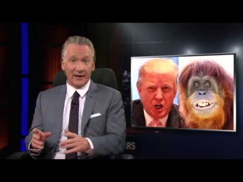 Thumbnail: Bill Maher VS Donald Trump - The Full Story