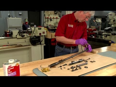 Gunsmithing - How To Rust Blue A Rifle Presented By Larry Potterfield Of MidwayUSA