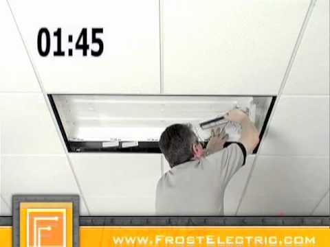 cooper lighting how to install metalux opticahp retrofit kit efficient office lighting