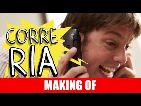 MAKING OF – CORRERIA