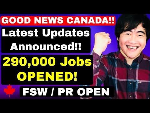 LATEST IMPORTANT CANADA IMMIGRATION UPDATES 2020 | PR, WORK, TOURIST, STUDY, PRIORITY NOCs