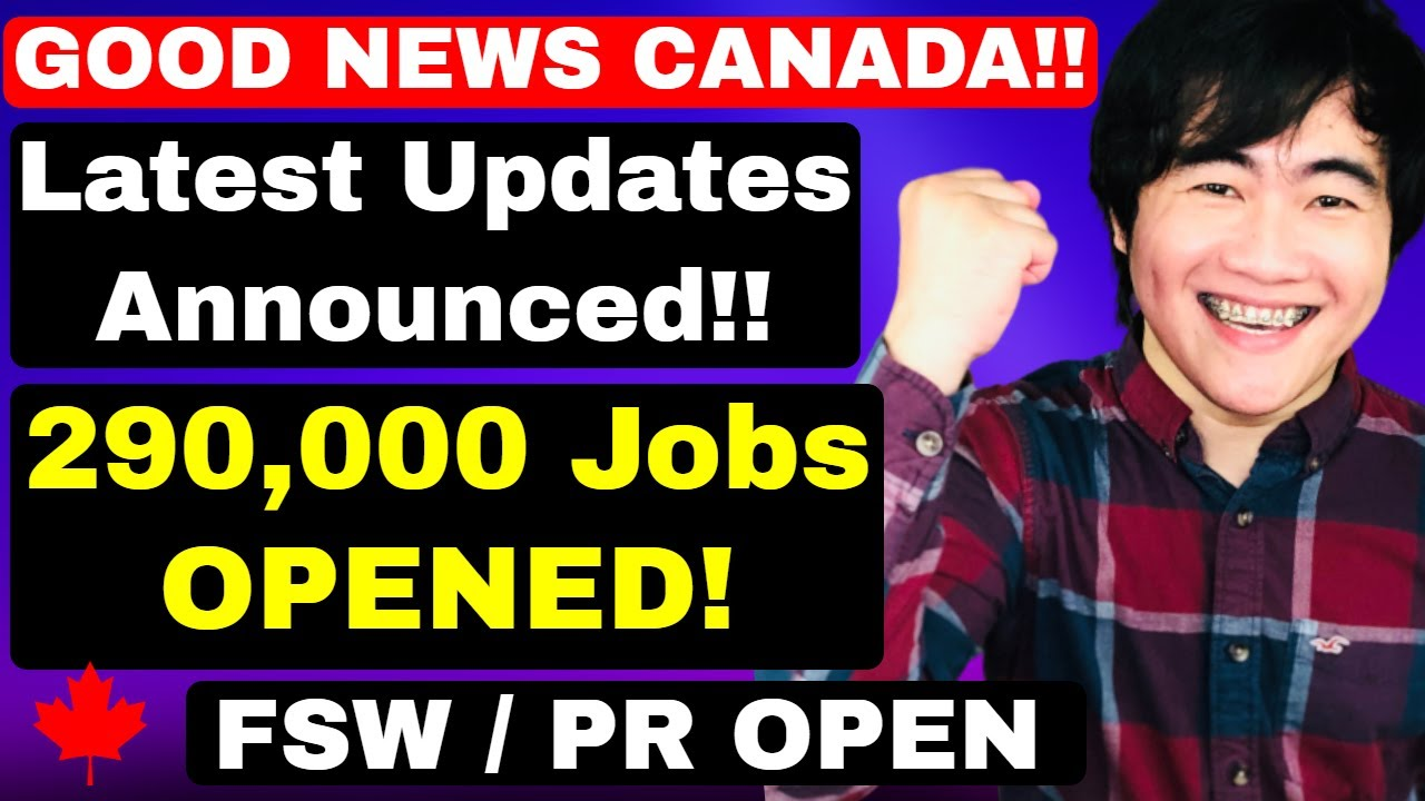 LATEST IMPORTANT CANADA IMMIGRATION UPDATES 2020 | PR, WORK, TOURIST, STUDY, PRIORITY NOCs