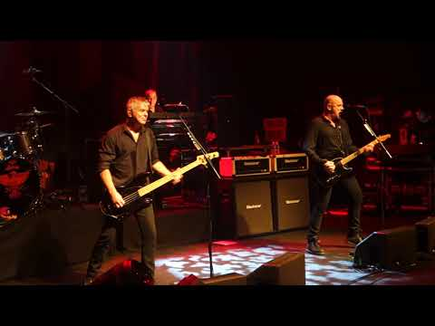 "The Stranglers ""(Get a) Grip (On Yourself)"" @ La Cigale - 25/11/2017"