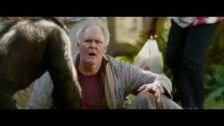 Восстание планеты обезьян (2011) трейлер