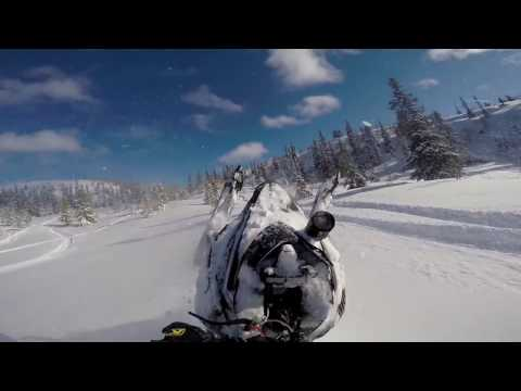 Yamaha Viper McXpress Turbo 270hp In Deep Powder