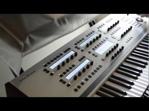 John Bowen SOLARIS Demo by Christopher Simmons - PART ONE