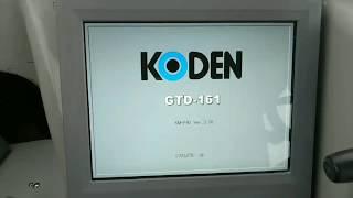 今回は、ゆうか丸の GPSの交換してみました❗   KODEN-GTD-111 DGPSから ...