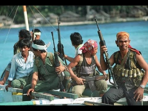 Piracy In Southeast Asia | Real Stories | THE SHIFT