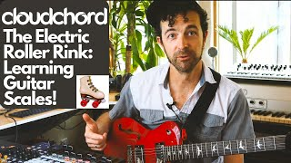 The Electric Roller Rink: Learning Guitar Scales!