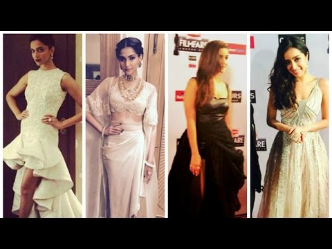 """60th Britannia """"Filmfare"""" Awards 2015   Red Carpet   Bollywood Celebs Full Promotion Events Video!"""