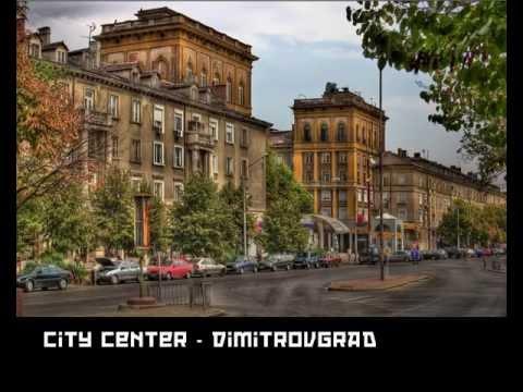 City Centre, Dimitrovgrad, Bulgaria