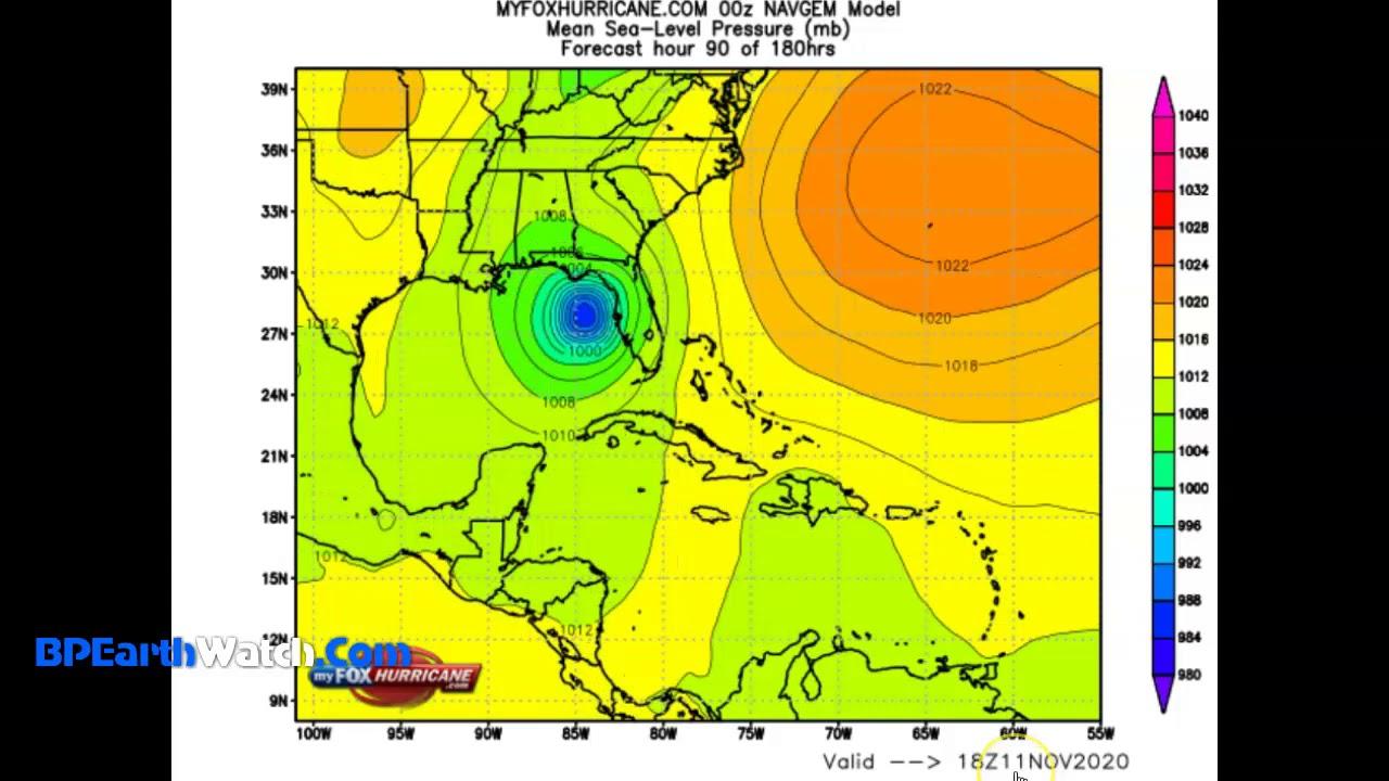 Hurricane Warnings/South Florida/Double Impact