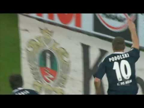 Goodbye (Mach et joot)  Lukas Podolski   1.FC. KÖLN