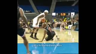 Floyd Mayweather Has Soul Taken on Basketball Court