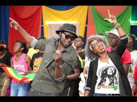 Remember Dem  Days in Nairobi....Dynamq Live #OneLove @citizentvkenya