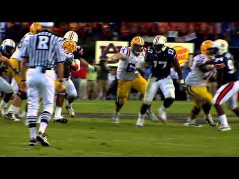 Auburn Fast Nick Fairley vs LSU