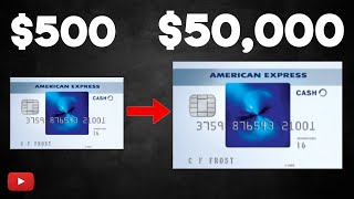 How to Get Huge Credit Card Limit Increases