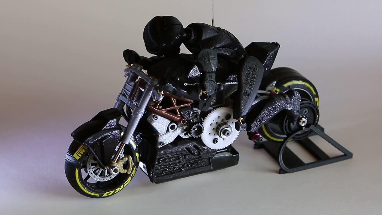 Ducati Dragbike