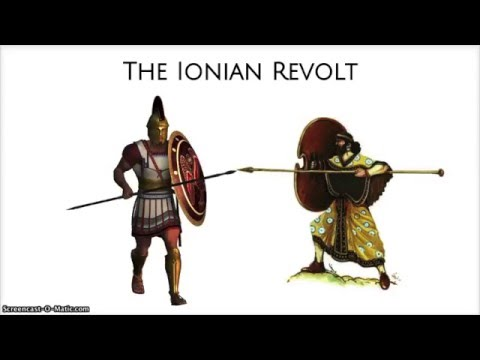 Persian Wars...in Five Minutes Or Less