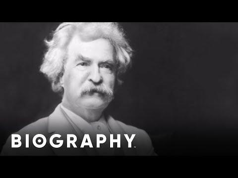 Mini BIO - Mark Twain