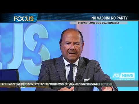 CRITICA AI NOSTRI MICROFONI I SANITARI NO-VAX: MINACCIATA | 20/07/2021