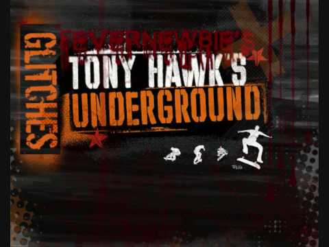 Tony Hawk's Underground Glitches @ Manhattan