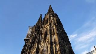 Кёльнский собор.(В этом видео я показываю Кёльнский собор. Это одна из самых больших церквей в Европе. Это римско-католическа..., 2016-09-04T14:04:06.000Z)