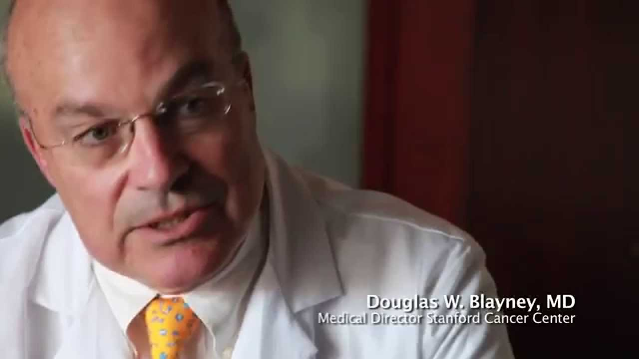 Stanford oncologist, Douglas Blayney, MD, discusses breast cancer