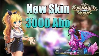 summoners war new skin let s play
