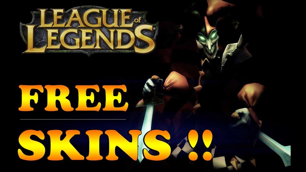 League Of Legends - How To Get League Of Legends Skins For Free (LoL Skin Mod) - LegendOfGamer ...
