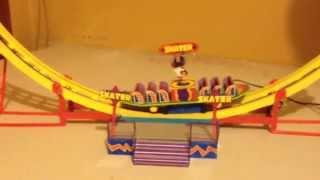 SKATER RIDE - Fairground models by JMG Deaf