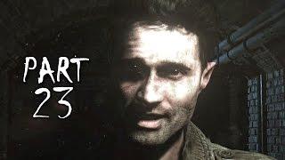 Until Dawn Walkthrough Gameplay Part 23 - Alone (PS4)