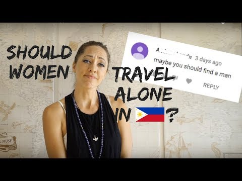 Should Women Travel Alone in the Philippines?