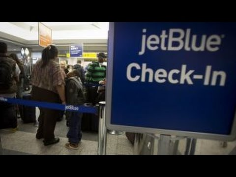 JetBlue founder on the airline industry