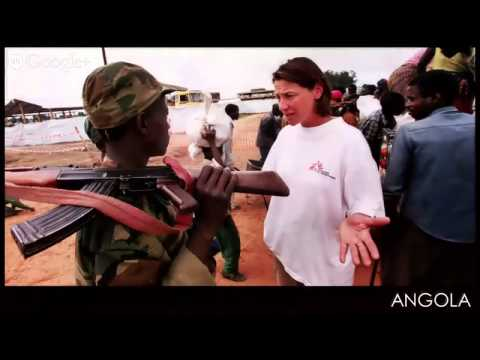 Dr. Deane Marchbein, MSF/Doctors Without Borders - 2014 Nobel Peace Prize Forum