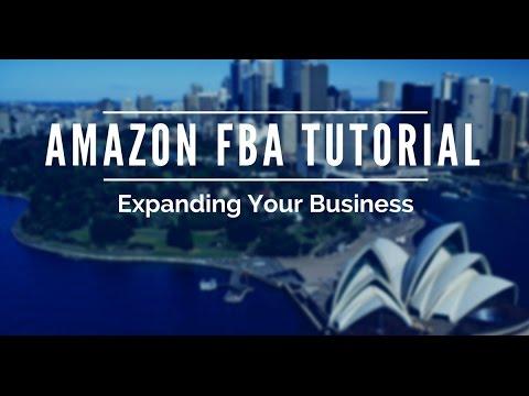 Amazon FBA Tutorial: Expanding Your Business thumbnail