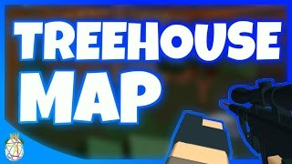 Roblox Phantom Forces - WIP Treehouse Map