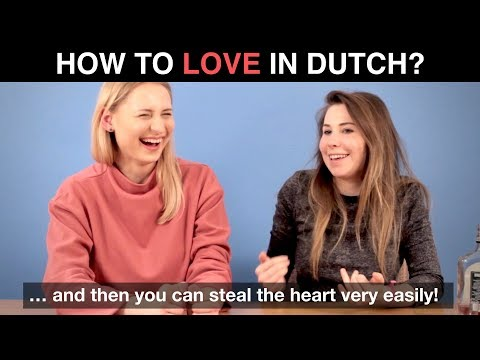How to love... in Dutch?  ❤️🇳🇱