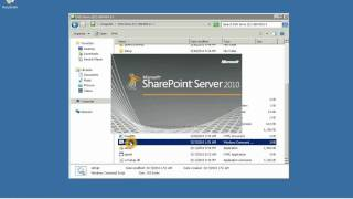 How to setup / install Sharepoint Server 2010 in 2 tier configuration