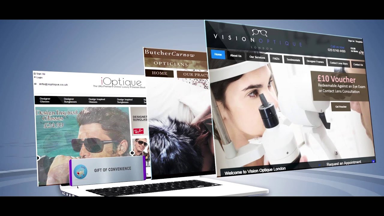 Ocuco and Opticommerce - eCommerce for optical retailers