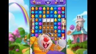 Candy Crush Friends Saga Level 341 (No boosters)