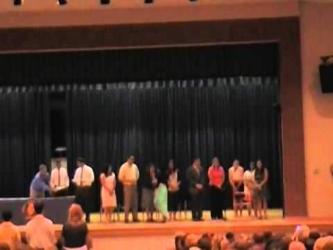 PERSELL MIDDLE SCHOOL 8TH GRADE MOVING UP CERAMONY ON 6-24-14 PART 8