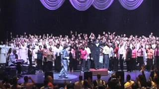 ゴスペル「Total Praise」M.A.J.2008 Mass Choir