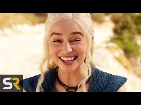 10 Funny Bloopers from Serious GAME OF THRONES Scenes!