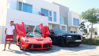 Dubai Billionaire 17 Million House Tour !!!