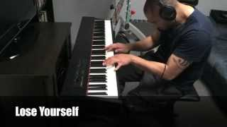Download EMINEM Piano Mix Mp3 and Videos